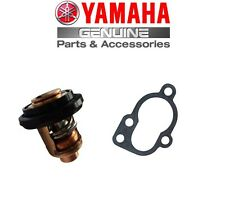 Yamaha Outboard Thermostat & Gasket 20hp/25hp/30hp 2-Stroke (6E5-12411-02)