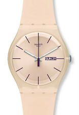 "SWATCH NEW GENT ""ROSE REBEL"" (SUOT700) NEUWARE"