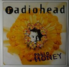 Radiohead - Pablo Honey LP vinyl NEU/SEALED