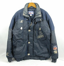 NFL Pro Line Dallas Cowboys Quilted Zip Up Jacket Size L