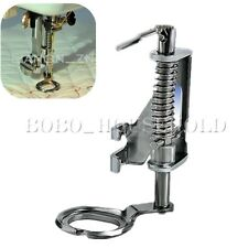 Universal Sewing Machine Open Toe Embroidery Darning Presser Foot