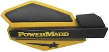 Powermadd - 34201 - Star Series Handguards, Yellow/Black`