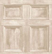 Fine Decor - FD31054 - Distinctive Wood Panel Wallpaper - Cream