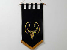 Game of thrones Banner house GREYJOY home decor we do not saw gift flag curtain