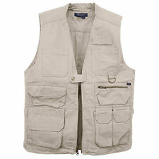 Authentic 5.11® Tactical Vest (COTTON) KHAKI - SMALL