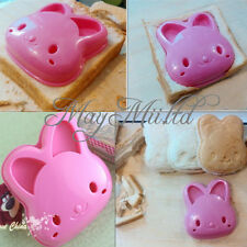 Rabbit Sandwich Toast Cookie DIY Cutter Mold Cake Bread Bento Maker Mould Tool ぴ
