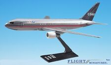 USAir (89-97) 767-200 Airplane Miniature Model Plastic Snap-Fit Kit 1:200