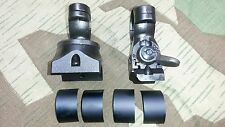 German K98 Mauser High Turret Sniper Scope Mount with Split Rings