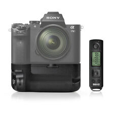MEIKE MK-A7II Vertical Battery Grip F SONY A7II with Wireless Remote Controller