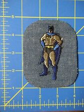 BATMAN denim patch