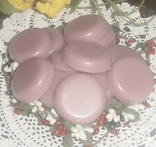 24 LAVENDER BABY POWDER Wax Tarts Strongly Scented Handmade Candle Wax Melts