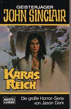John sinclair-Livre de poche nº 137-Karas riche-Jason Dark