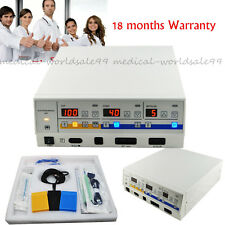 300W High Power Electrosurgical Unit electrotome Cautery Machine LEEP CE ISO FDA