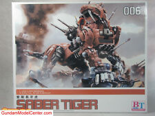 BT BLACK KNIGHT RED SABER TIGER ZOIDS HMM 1/72 MODEL KIT