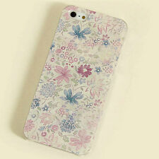 Very Nice Pastel Color Flowers Hard Back Case Cover for iPhone 6 6S 4.7""