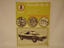 Renault 15, 17 1971-78 Autobook by Kenneth Ball (Hardback, 1979)