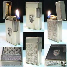 BRIQUET Ancien * ST DUPONT - Drago - Indochine - Légion * Wick LIGHTER Feuerzeug