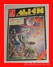 ALIEN N 1 anno I° LABOR COMICS 1985