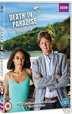Death in Paradise: Series Five 5 [BBC] (DVD WS)~~~~Kris Marshall~~~~NEW & SEALED