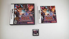 Yu-Gi-Oh! Nightmare Troubadour   --  Nintendo DS Game Complete Authentic Yugioh