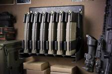Mag Storage Solutions 5.56 .223 Rifle Magazine Holder Rack - NEW!! Magpul AR-15