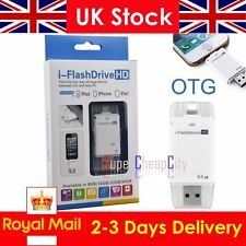i-Flash 64GB Memory Drive USB OTG Device For iPhone 6 6s Plus iPad Air Pro