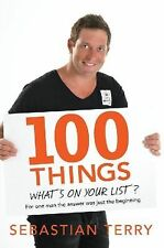 100 Things: What's on Your List?, Terry, Sebastian, New Books