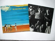 THE BOOMTOWN RATS A TONIC FOR THE TROOPS 1978 ORIGINAL LP PICTURE INNER NR MINT