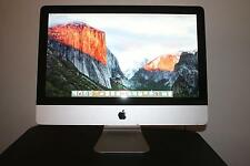 "Apple IMAC 21.5"" A1311 DESKTOP 3.06GHZ 4GB 500GB HD 2009 #3 MB950LL/A"