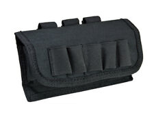 NcSTAR Shot Shell Pouch MOLLE Compatible PALS Straps Holds 17rds Black CV12SHCB