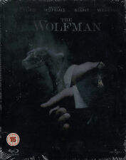 THE WOLFMAN - Limited Edition Blu-Ray Steelbook - Extended Cut -