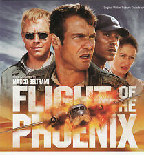 Flight of The Phoenix-2004-Original Movie Soundtrack-19 Track-CD