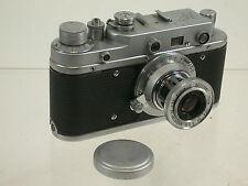ZORKI Zorkii C Rangefinder Messsucher Leica M39 LTM Industar-22 3,5/50 50mm /14