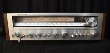 Kenwood KR-6050 Stereo Receiver High Speed DC Vintage 70's Tested & Working