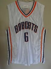 Vintage NBA Charlotte Bobcats Special Give Away Sixth Man Jersey Size Mens XL