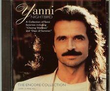 YANNI - NIGHTBIRD - CD - NEW