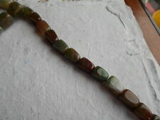 "16"" Strand ~ Indian Agate ~ Nugget ~ Beads"