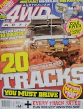 Australian 4WD Action Magazine No 145 - 20 Tracks You Must Drive