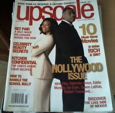 Upscale Magazine March 2007 The Hollywood Issue