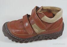 Petasil Boys Jerry Camel Leather Shoes UK 7 EU 24 US 7.5 RRP £47