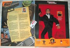 Action Man James Bond 007 Tomorrow Never Dies  Hasbro 1999 Rare