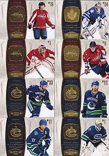 10-11 Dominion Roberto Luongo /199 Base Vancouver Canucks