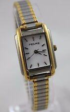Beautiful Pedre Ladies Watch Two-Tone Gold-Silver
