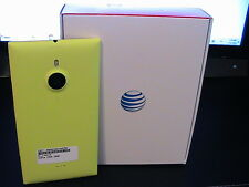 Nokia Lumia 1520 - 16GB - Matte Yellow (AT&T) Smartphone, fast charging