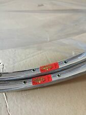 Mavic Monthlery Pro Tubular Rims 28H ( one pair ) 1984/85 rim