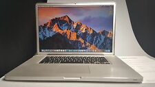 "Apple MacBook Pro 17"" Laptop Quad-Core 2.2 Ghz - 3.3 i7 - 1TB SSHD - 16GB RAM"