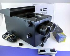 Brackett FADER Stereo Realist Slide Projector - AS-IS read description