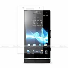 5x TOP QUALITY CLEAR SCREEN PROTECTOR DISPLAY FILM GUARD FOR SONY XPERIA S LT26i