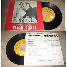 Pascal Gerard French 60s Private Garage freakbeat soul 45 EP PS Megarare