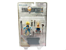 Final Fantasy XI 9 Action Figure Bandai Zidane & Vivi Japan Game Anime